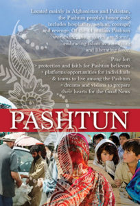 Prayer Card: Pashtun