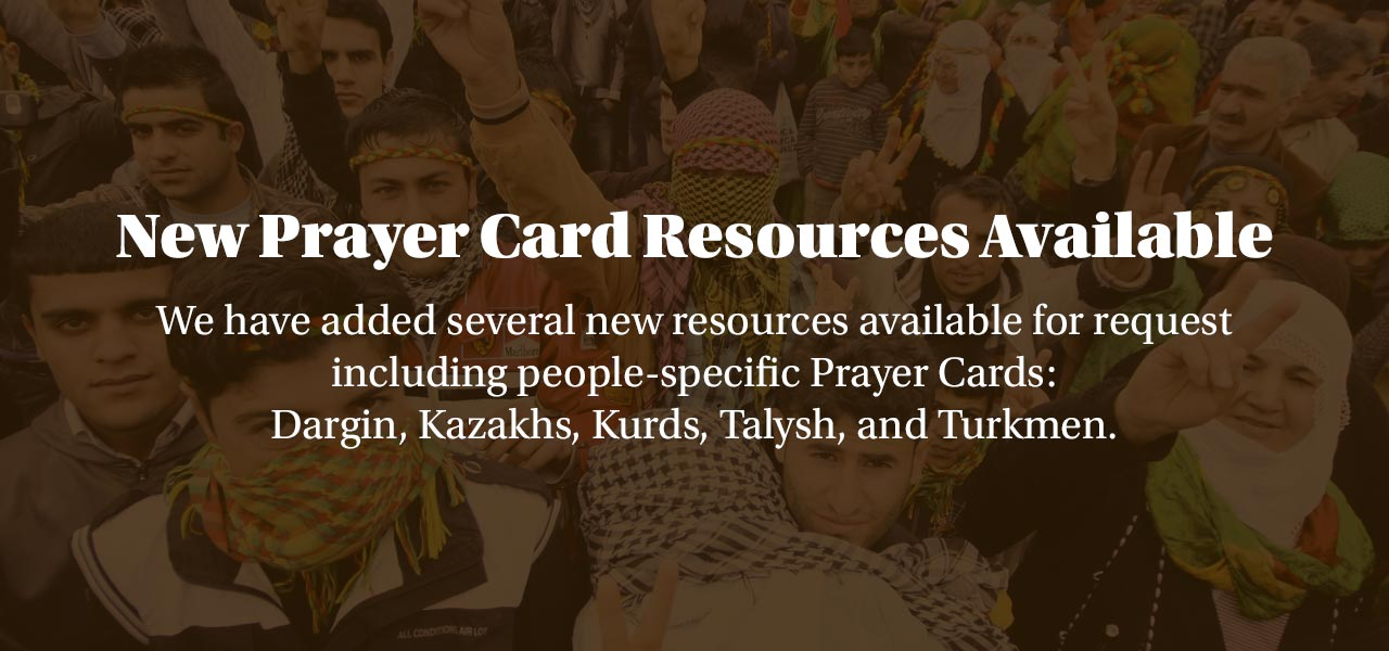 New Prayer Card Resources Available